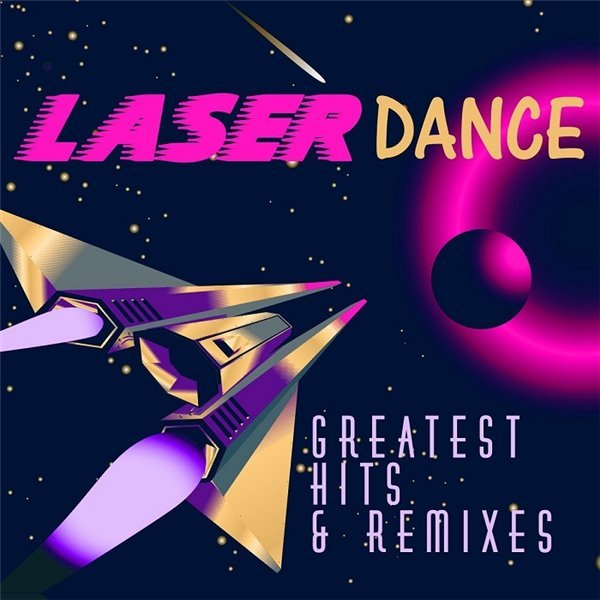 Laserdance - Greatest Hits & Remixes. 2CD (2015)