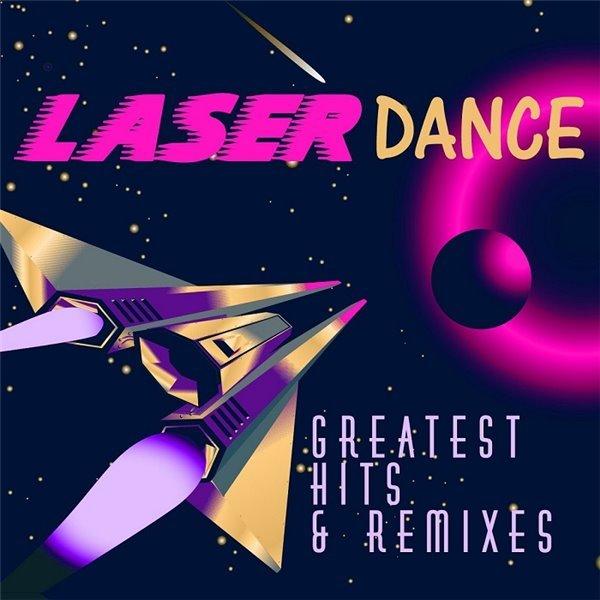 Постер к Laserdance - Greatest Hits & Remixes. 2CD (2015)