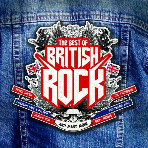 Постер к Best Of British Rock (2018)