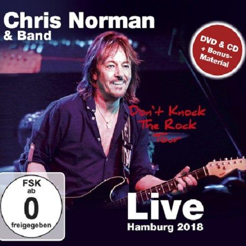 Постер к Chris Norman & Band - Don't Knock The Rock Tour: Live (2018)