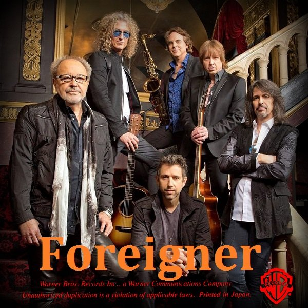 Foreigner - A Night to Remember (2018)