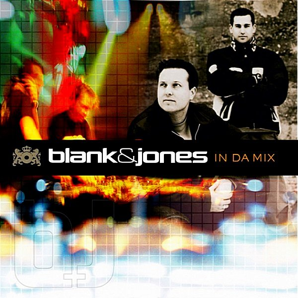 Постер к Blank & Jones - In Da Mix (2018)
