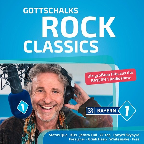 Постер к Rock Classics. 2CD (2018) MP3