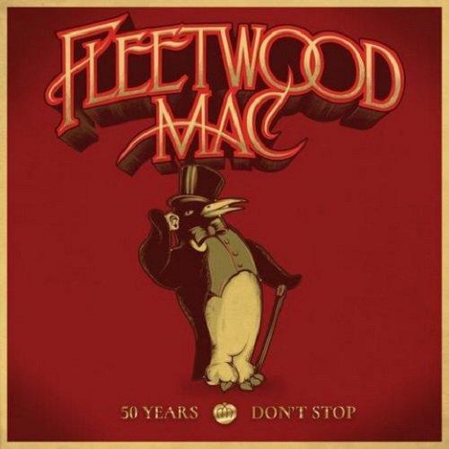 Постер к Fleetwood Mac - 50 Years: Don't Stop (2018)