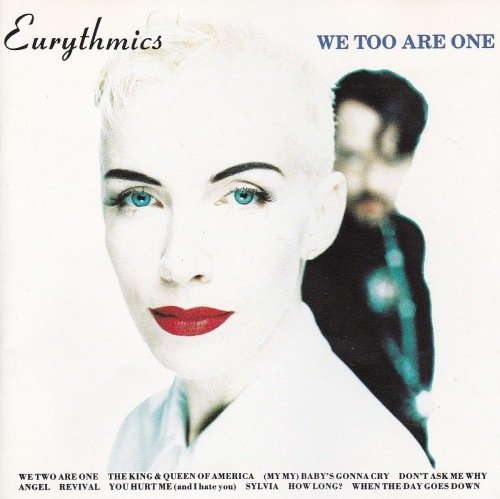 Постер к Eurythmics - We Too Are One [Remastered] (1989/2018)
