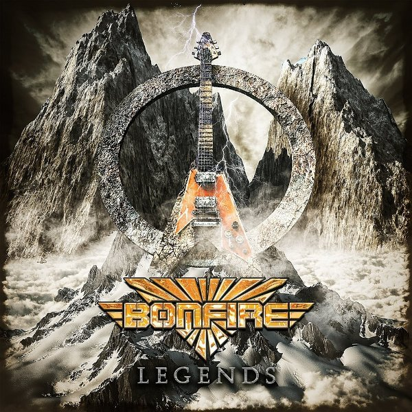 Постер к Bonfire - Legends (2018)