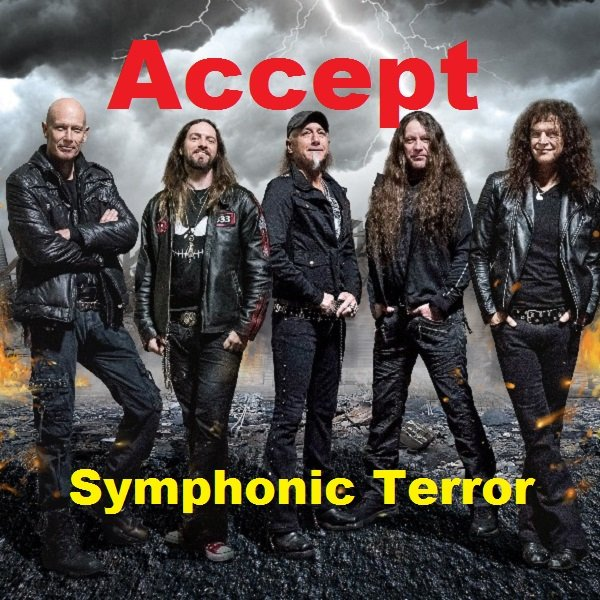 Постер к Accept - Symphonic Terror (2018)