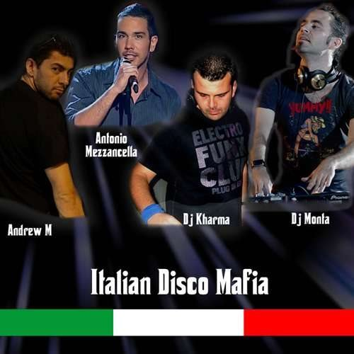 Постер к Italian Disco Mafia - Collection (2012-2018)