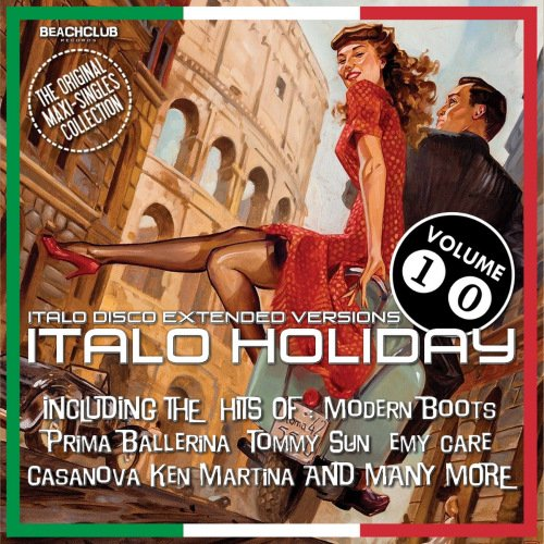 Постер к Italo Holiday Vol. 10 (2018)