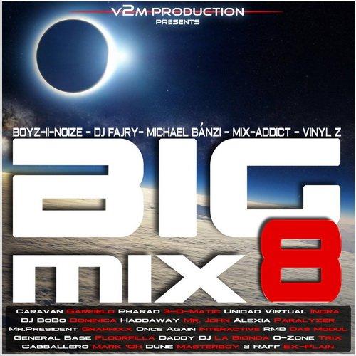 Постер к Big Mix 8 (2018)