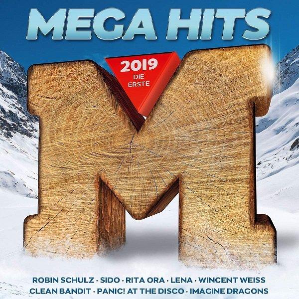 Megahits 2019 Die Erste. 2CD (2018)