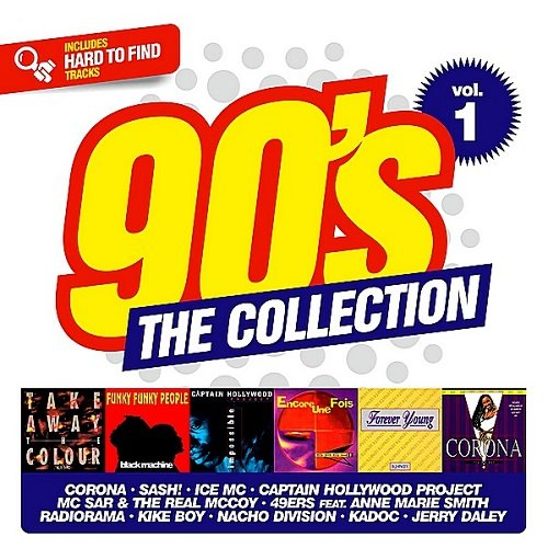 90's The Collection. 2CD (2018)