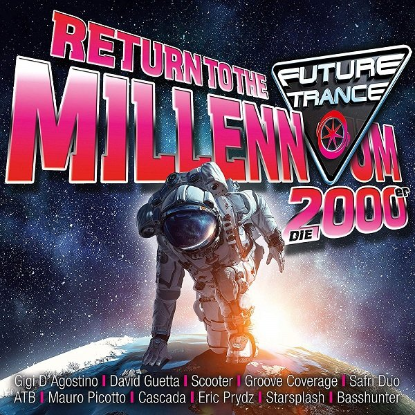 Future Trance - Return to the Millennium 2000er. 3CD (2018)