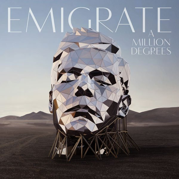 Emigrate (Richard Kruspe of Rammstein) - A Million Degrees (2018)