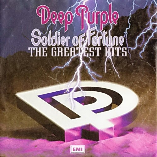 Постер к Deep Purple - Soldier Of Fortune: The Greatest Hits (1994)