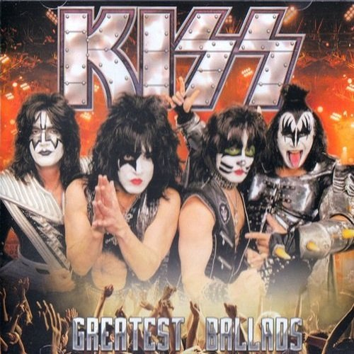 Постер к Kiss - Greatest Ballads (2015)