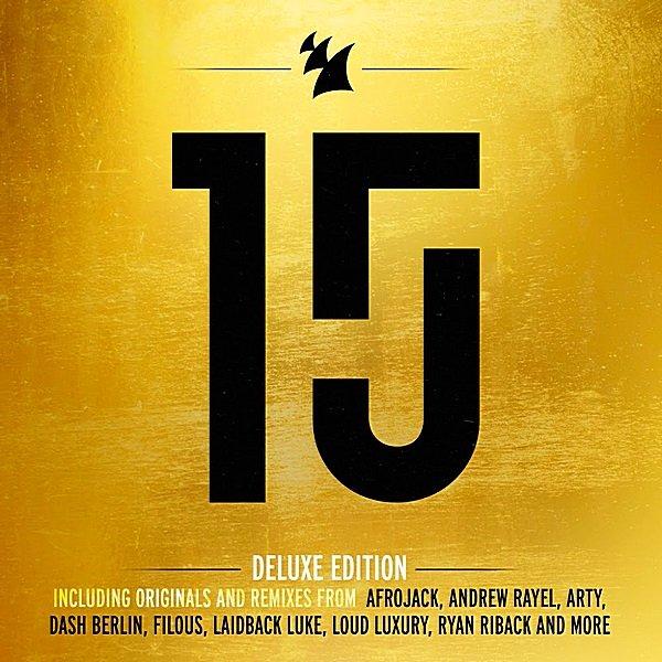 Постер к Armada 15 Years. Deluxe Edition (2018)