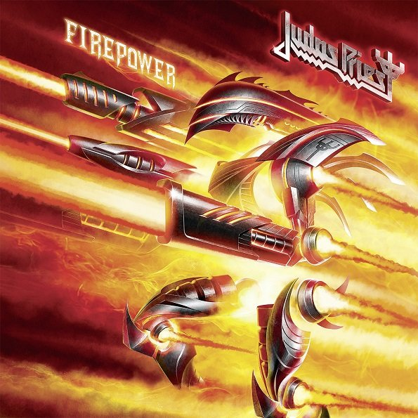 Постер к Judas Priest - Firepower (2018)