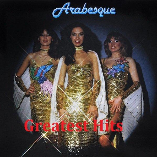 Постер к Arabesque - Greatest Hits (2018)