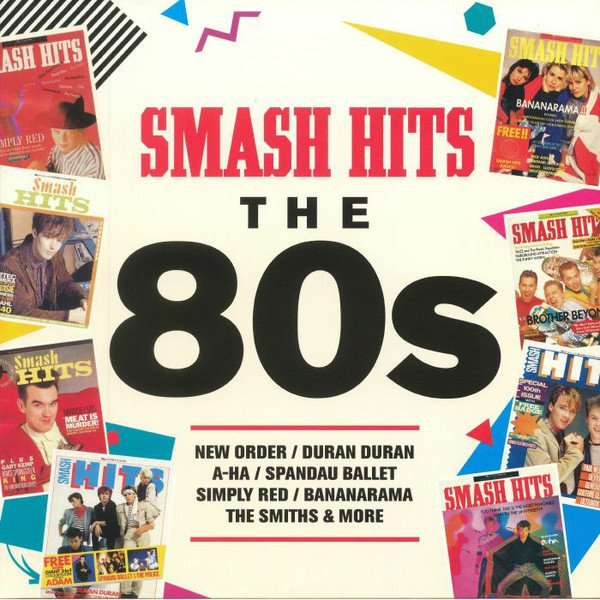 Smashing 80s Hits (2018) MP3
