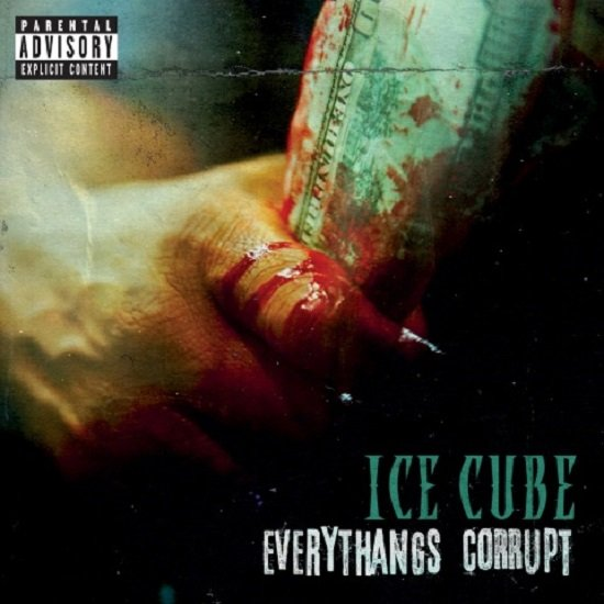 Постер к Ice Cube - Everythangs Corrupt (2018)