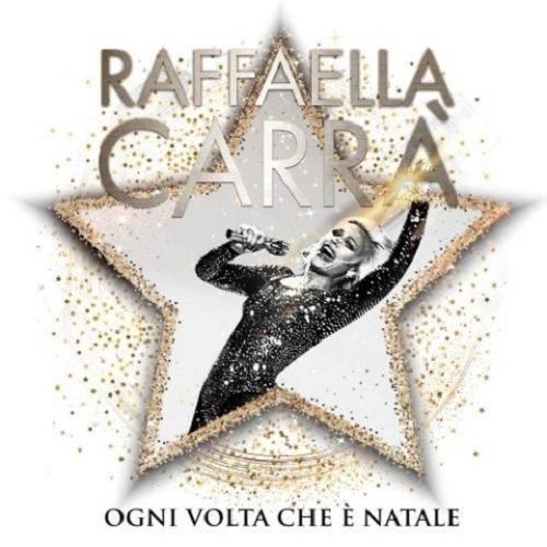 Постер к Raffaella Carra - Ogni volta che e Natale (2018)
