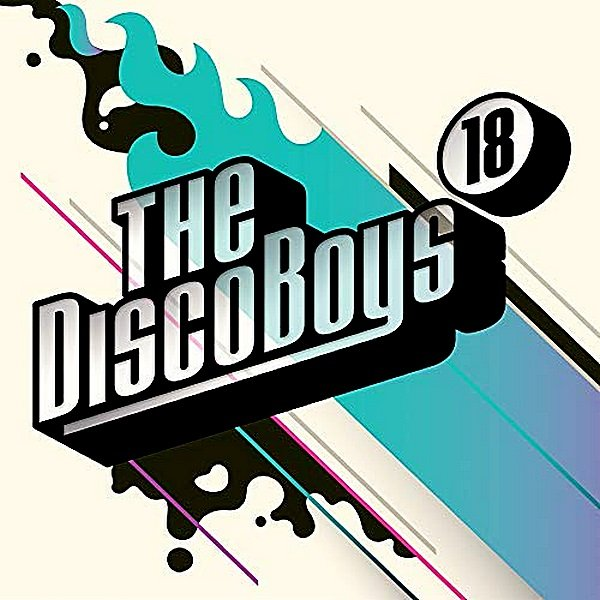 Постер к The Disco Boys 18 (2018)