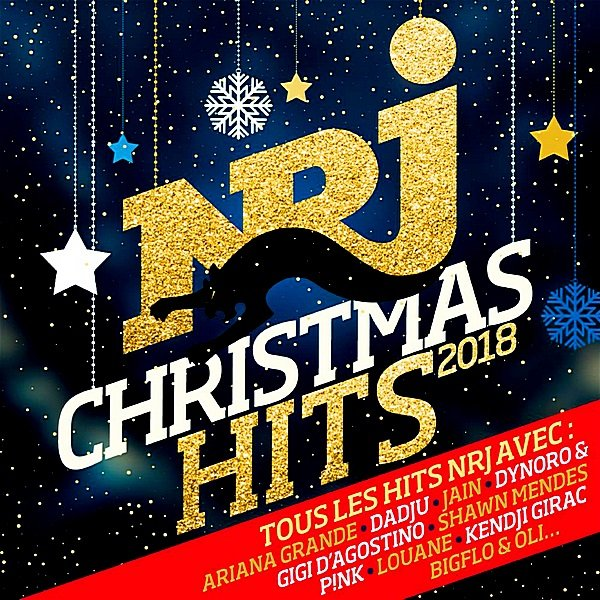 Постер к NRJ Christmas Hits (2018)