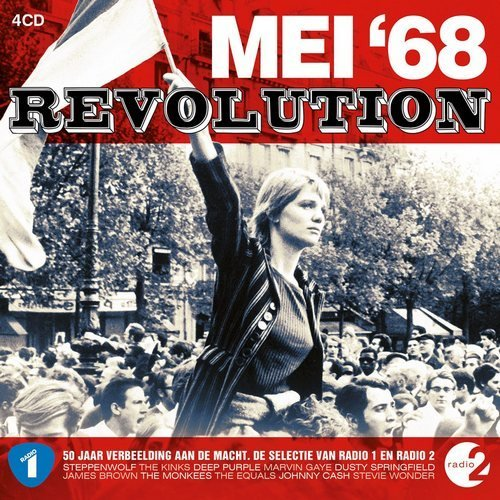 Постер к Mei 68 Revolution. 4CD (2018) MP3