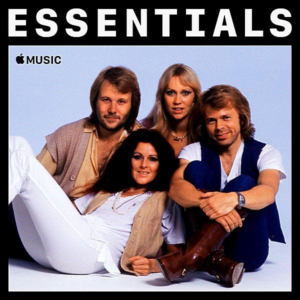 Постер к ABBA - Essentials (2018)
