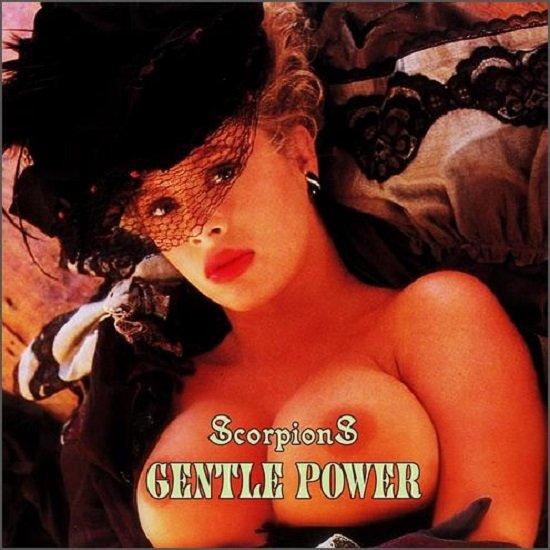 Постер к Scorpions - Gentle Power. Best of the Ballads (2018)