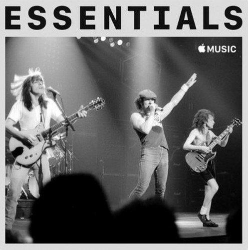 Постер к AC/DC - Essentials (2018)