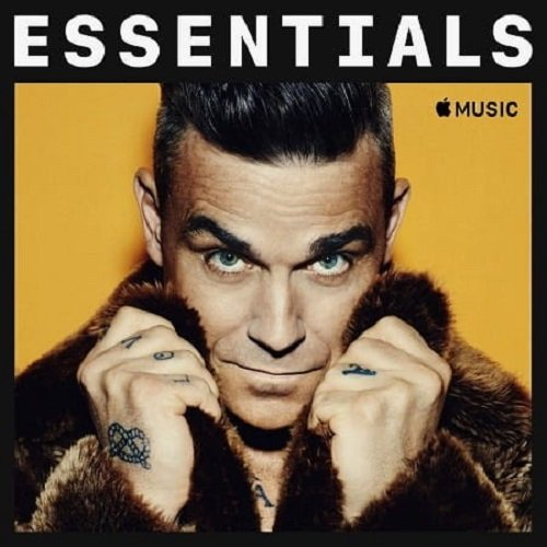 Постер к Robbie Williams - Essentials (2018)