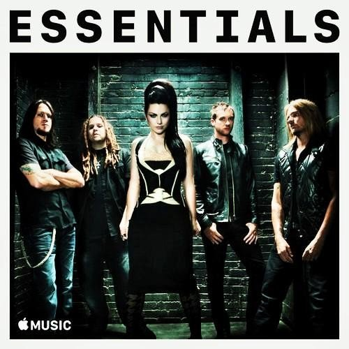 Постер к Evanescence - Essentials (2018)