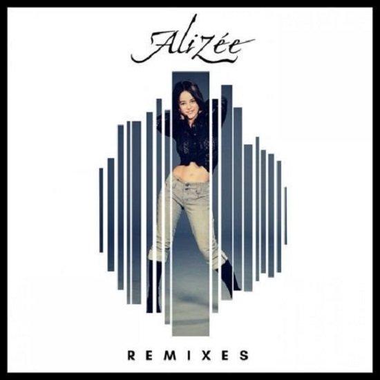 Постер к Alizee - Remixes (2018)