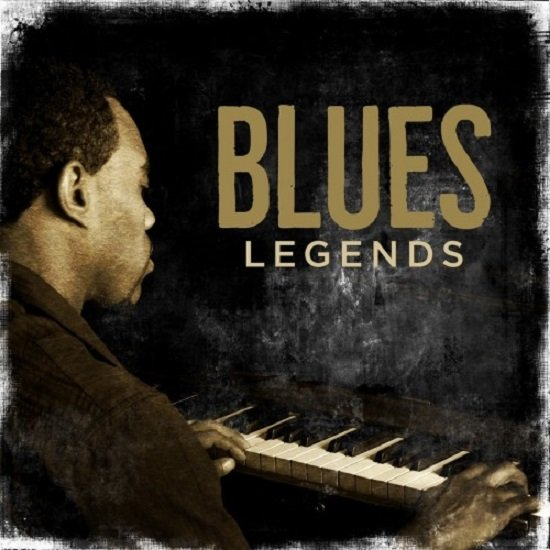 Постер к Blues Legends (2018)