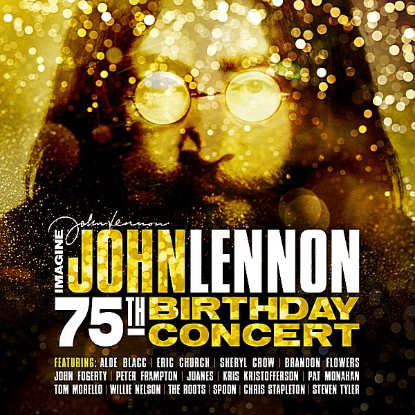 Imagine: John Lennon 75th Birthday Concert (2019)