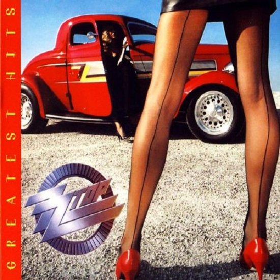 ZZ Top - Greatest Hits (2008)