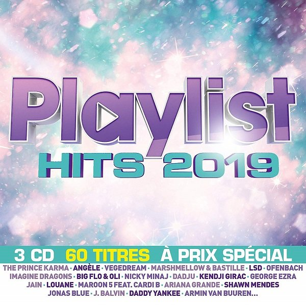 Постер к Playlist Hits (2019)