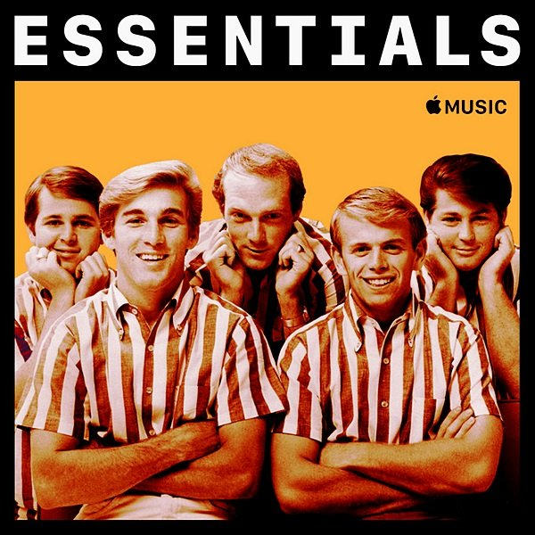 The Beach Boys - Essentials (2019)