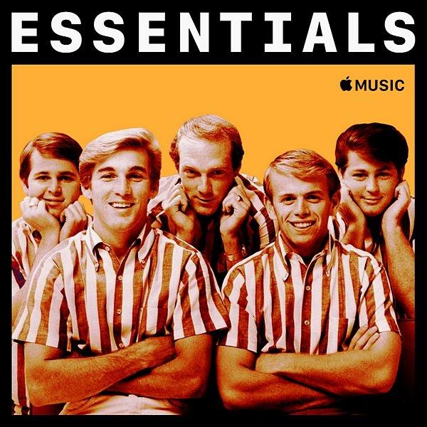 Постер к The Beach Boys - Essentials (2019)