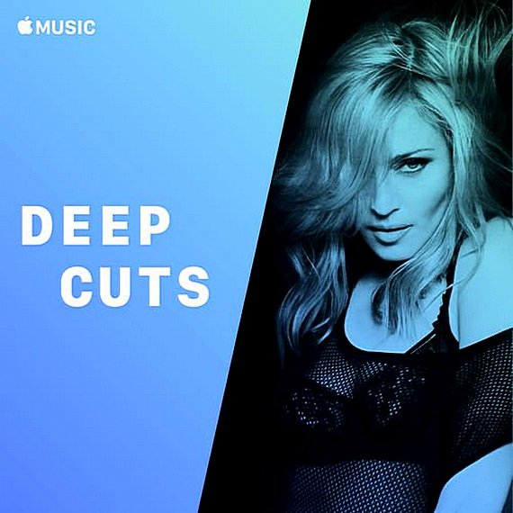 Постер к Madonna - Deep Cuts (2019)