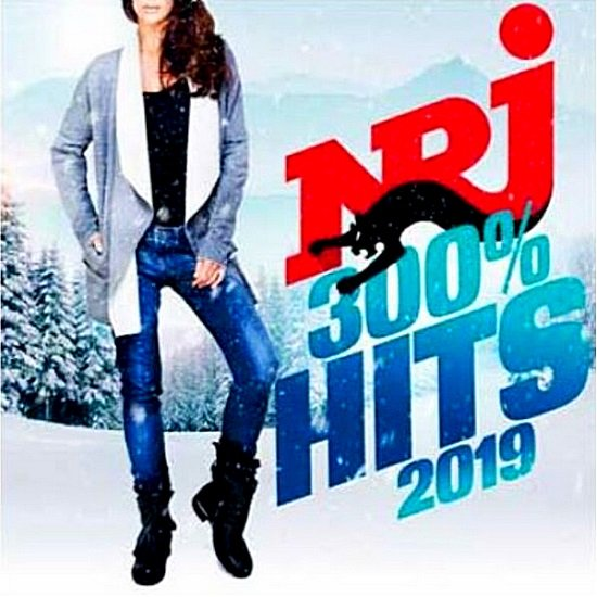 Постер к NRJ 300% Hits. 3CD (2019)
