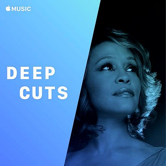 Постер к Whitney Houston - Deep Cuts (2019)