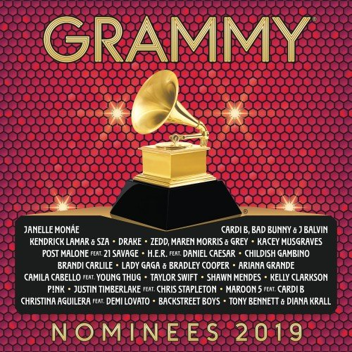 Постер к 2019 Grammy Nominees (2019)