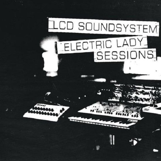 Постер к LCD Soundsystem - Electric Lady Sessions (2019)
