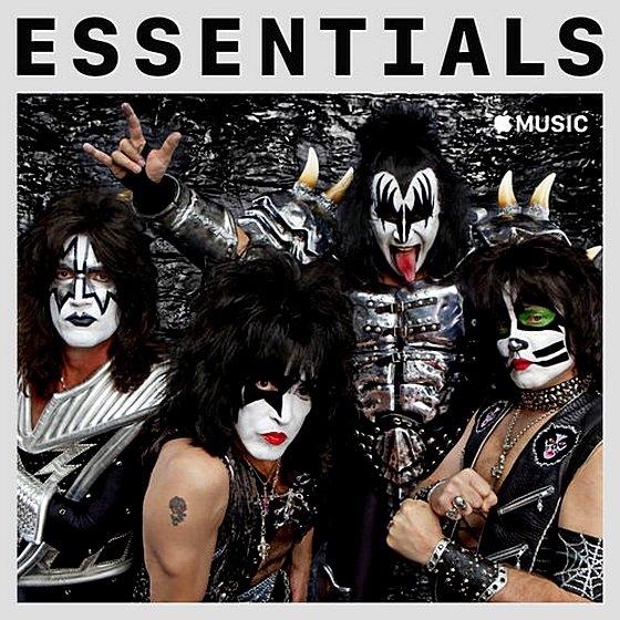 Постер к Kiss - Essentials (2019)