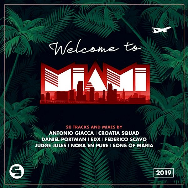 Постер к Welcome To Miami (2019)