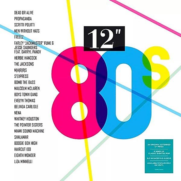 Постер к 12 Inch 80s Vinyl (2019)