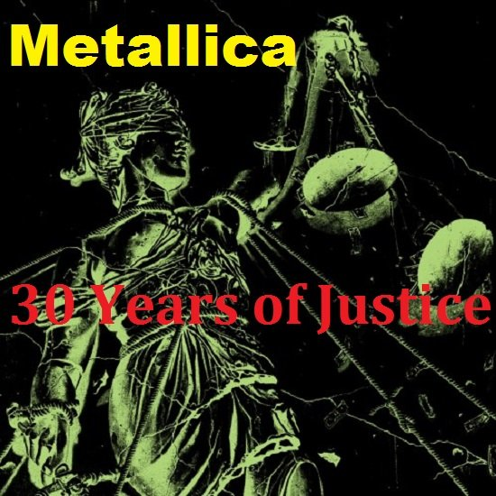 Постер к Metallica - 30 Years of Justice (2018)